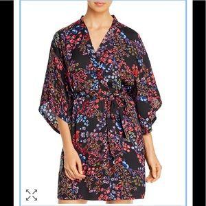 Josie Floral-Print Robe